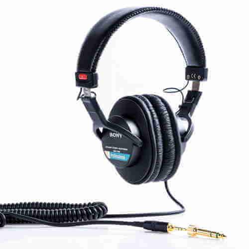My headphones: