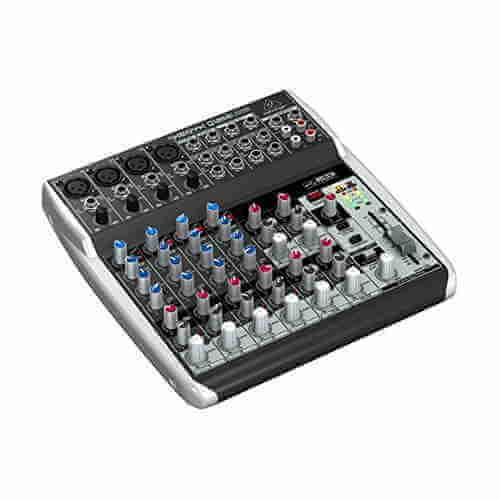 My mixer:
