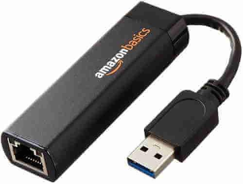 Ethernet to USB Adapter: Amazon Basics Ethernet To USB Adapter