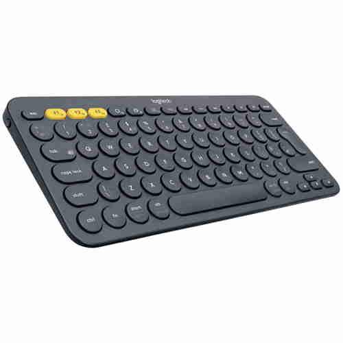My keyboard: Logitech K811