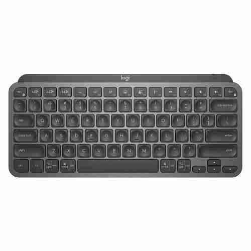 My keyboard: Logitech MX Keys Mini